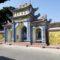 Cổng từ đường mới thờ Cụ thủy Tổ họ Ngô Bái Dương
